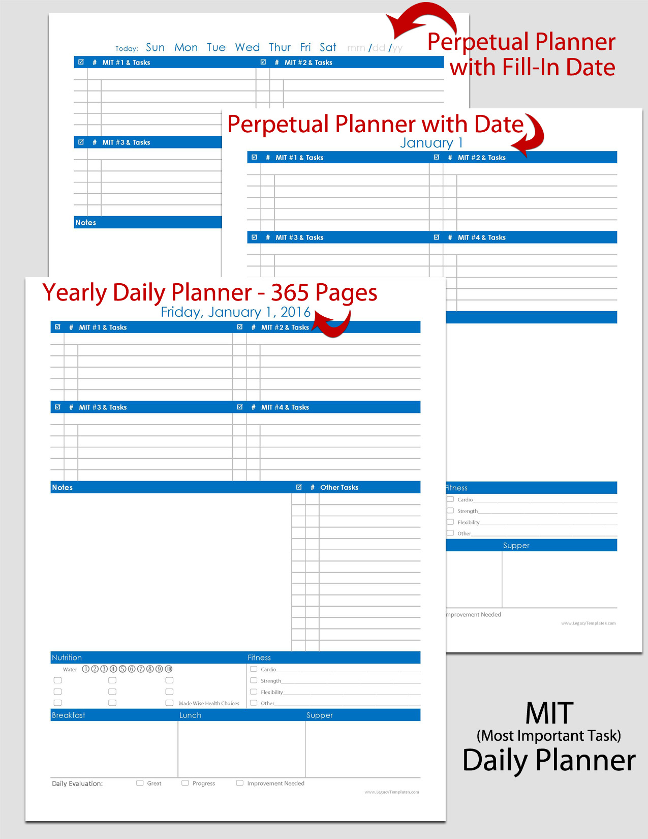 Famous Covey Planner Template Images - Example Resume and Template ...